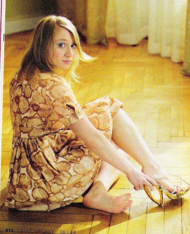 Anna Maria Muhe Feet