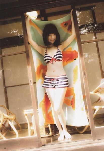 Haruka Shimazaki Feet