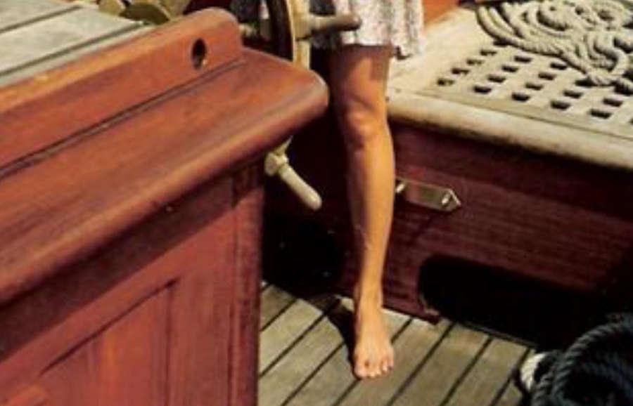 Sylva Lauerova Feet