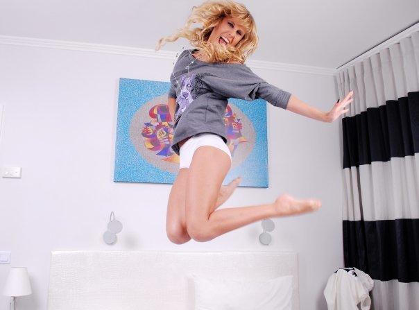 Alina Levy Feet