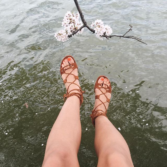 Simone Boyce Feet