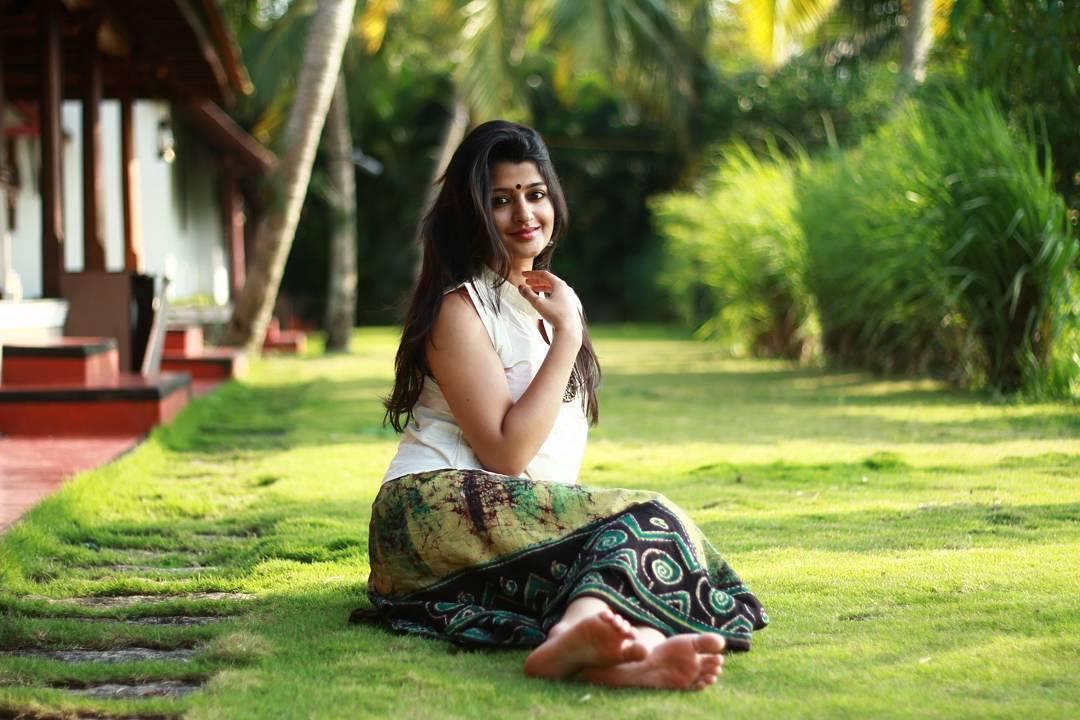Aishani Shetty Feet