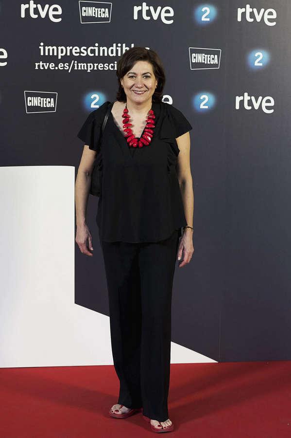 Luisa Martin Feet
