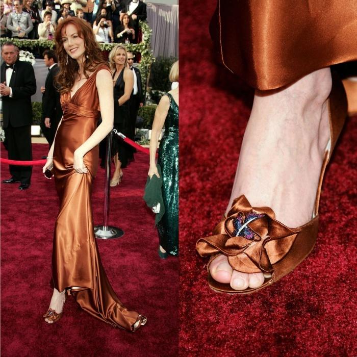 Kathleen York Feet