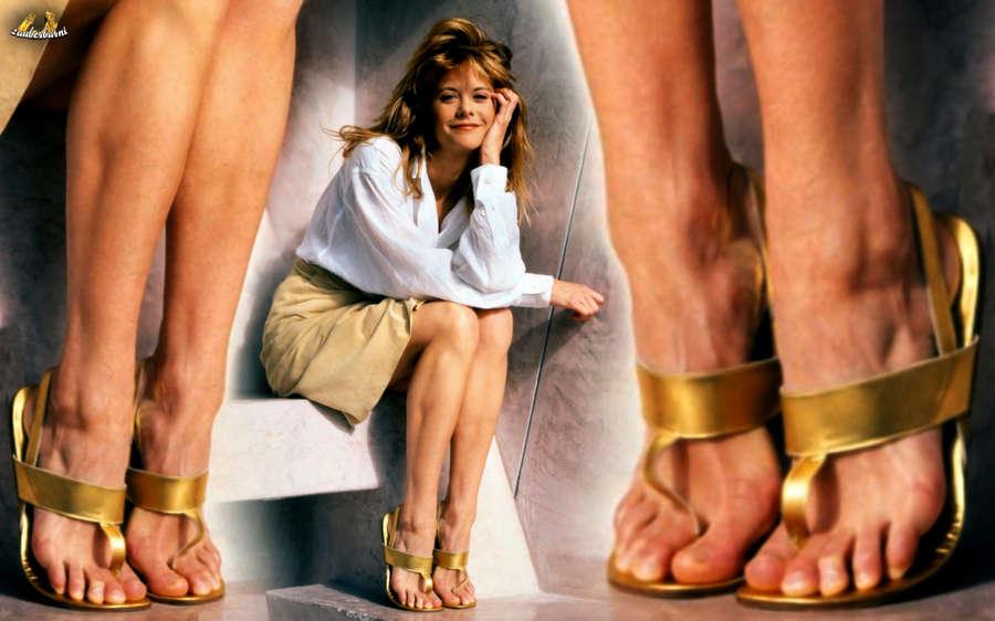 Meg Ryan Feet