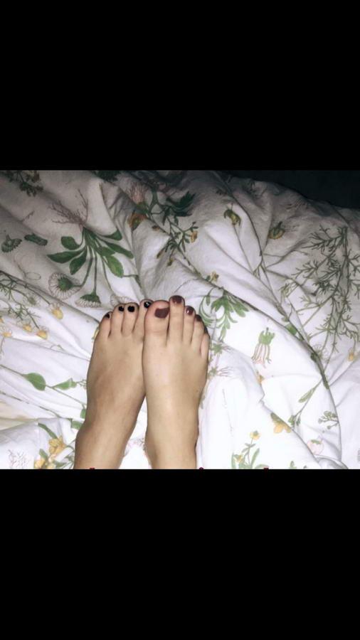 Charlotte Drury Feet