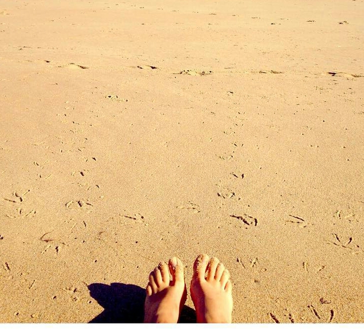 Loreto Mauleon Feet