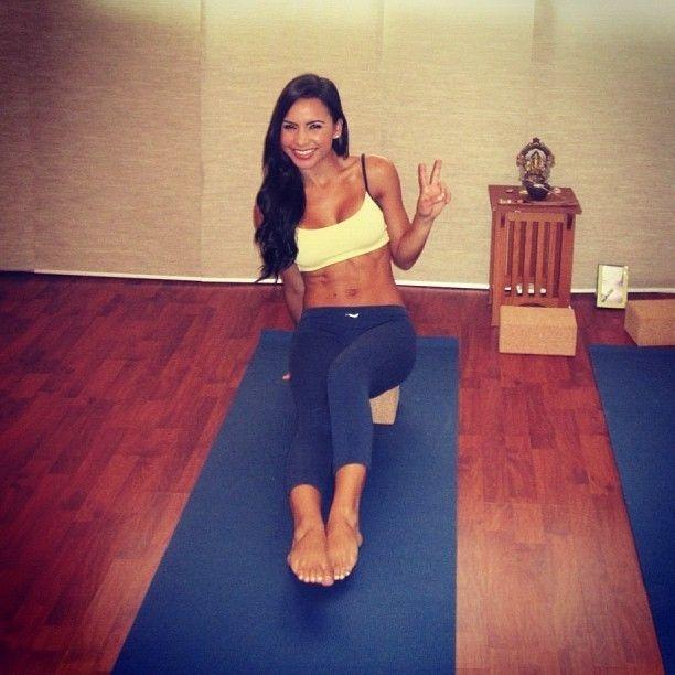 Lisa Morales Feet