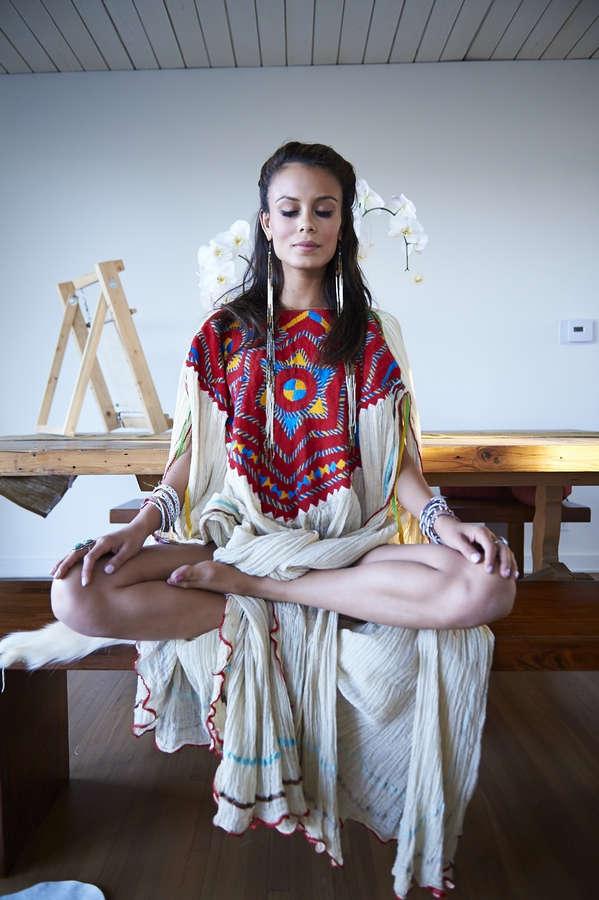 Nathalie Kelley Feet