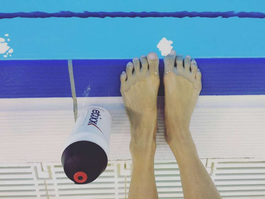 Alba Cabello Feet