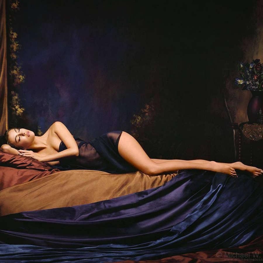 Alicia Watson Feet