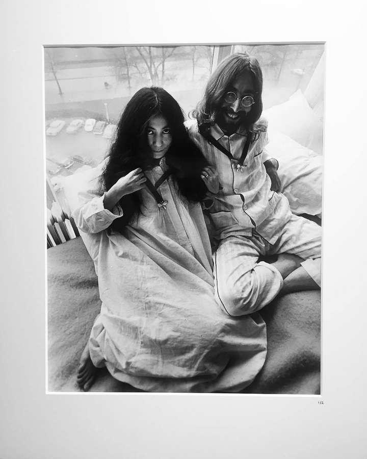 Yoko Ono Feet