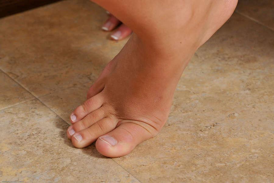 Sally Charles Feet