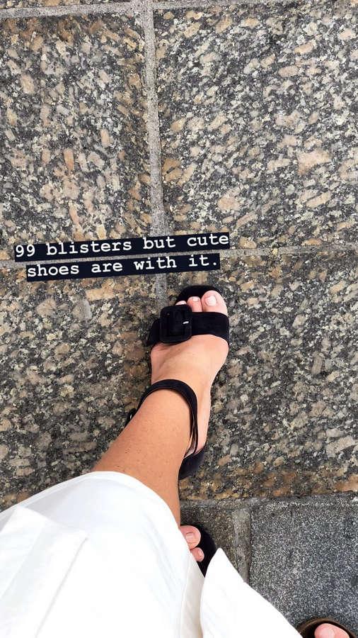 Sarah Herron Feet