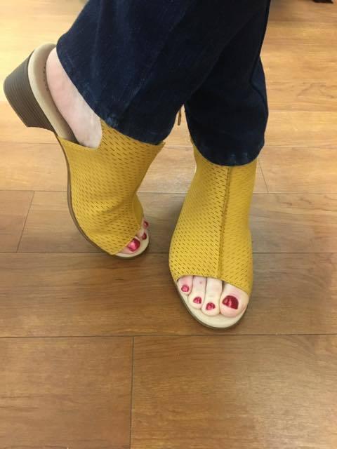 Jane Treacy Feet
