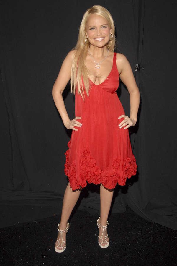 Kristin Chenoweth Feet