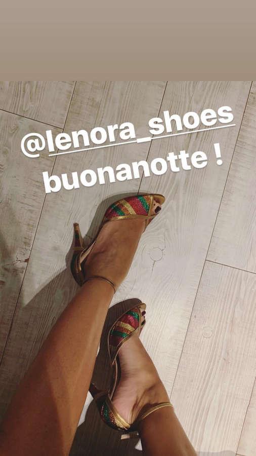 Francesca Barra Feet