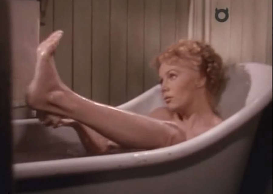 Rhonda Fleming Feet