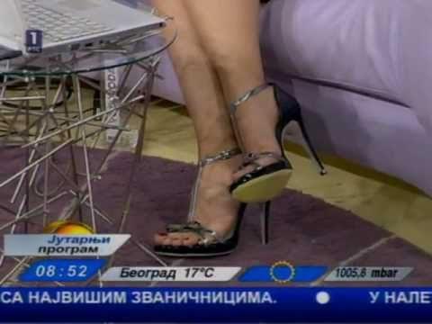 Maja Japundza Feet
