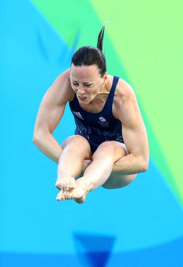 Rebecca Gallantree Feet