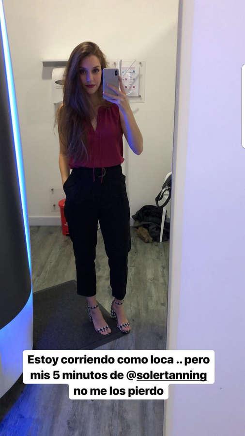 Lore Garcia E Feet