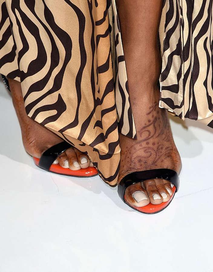 Jessica White Feet
