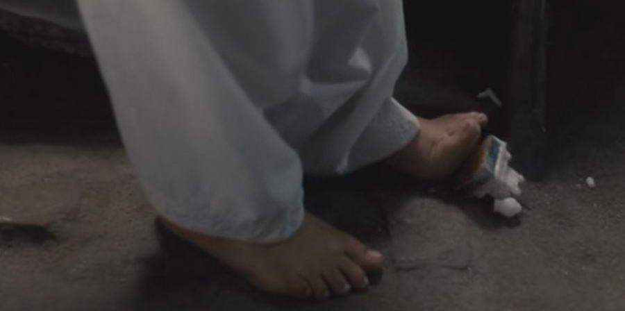 Shikha Talsania Feet