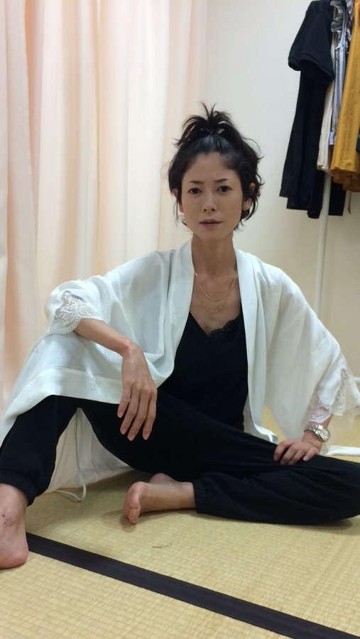 Yoko Maki Feet