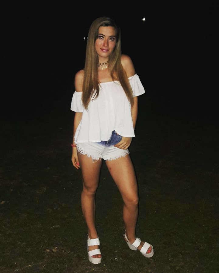 Valeria Benitez Feet