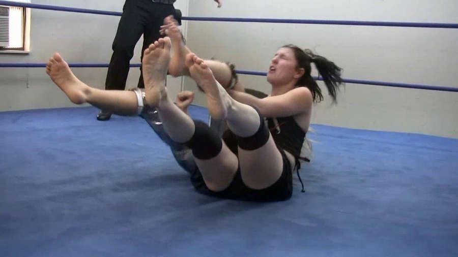 Leva Bates Feet