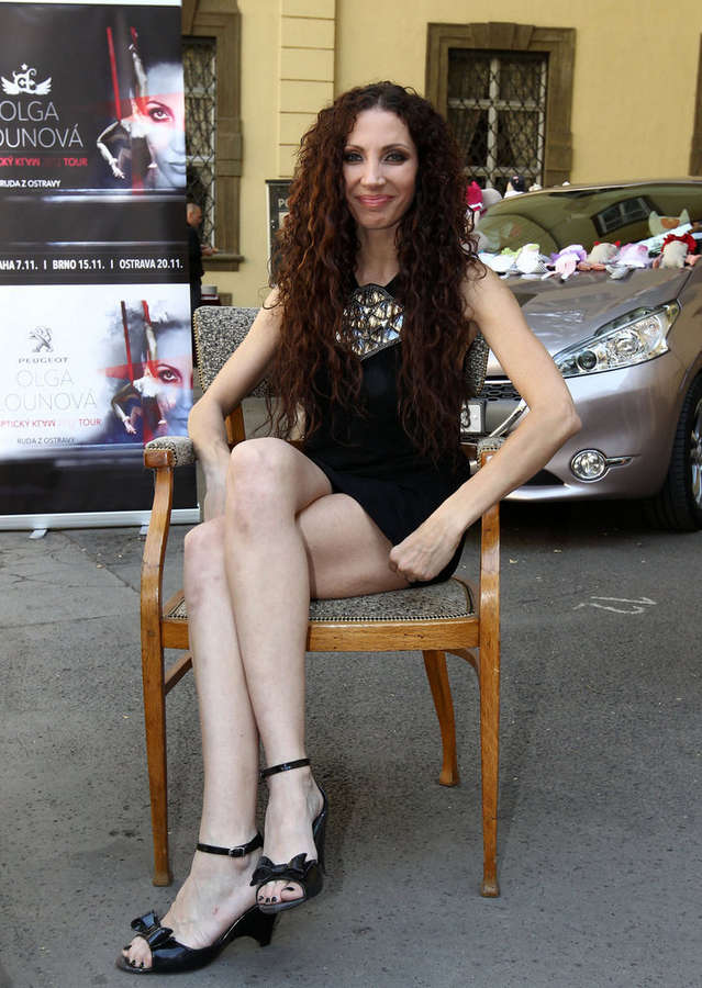 Olga Lounova Feet