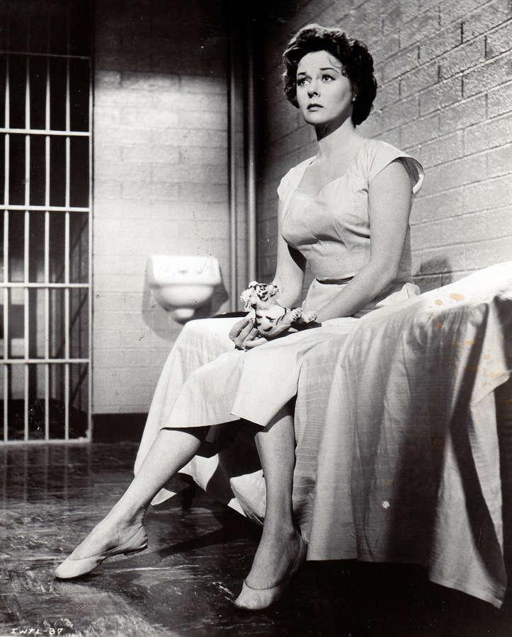 Susan Hayward Feet