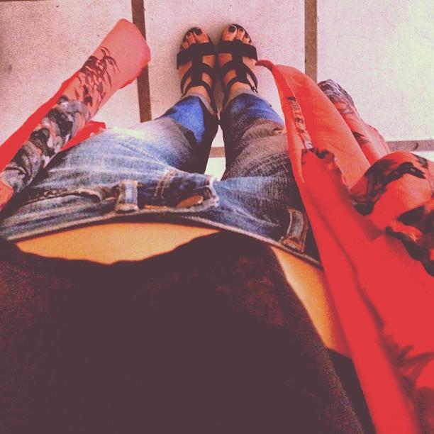 Olivia Crouppen Feet