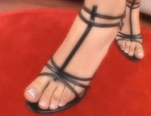 Alexis Love Feet