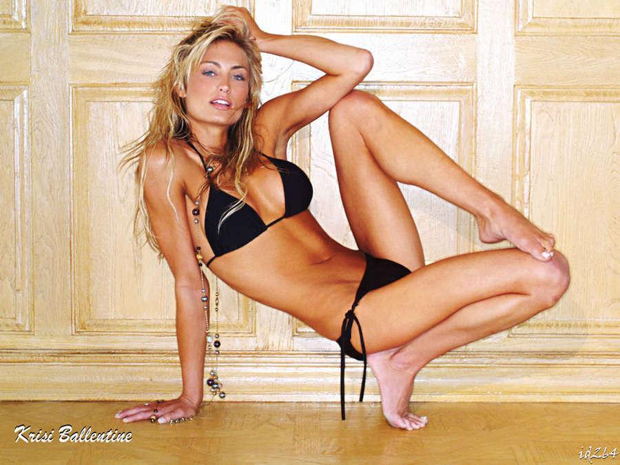 Krisi Ballentine Feet