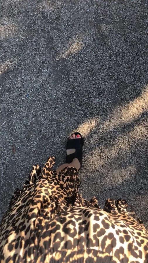 Jessica Clarke Feet