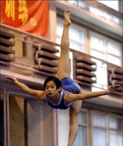 Nan Zhang Feet