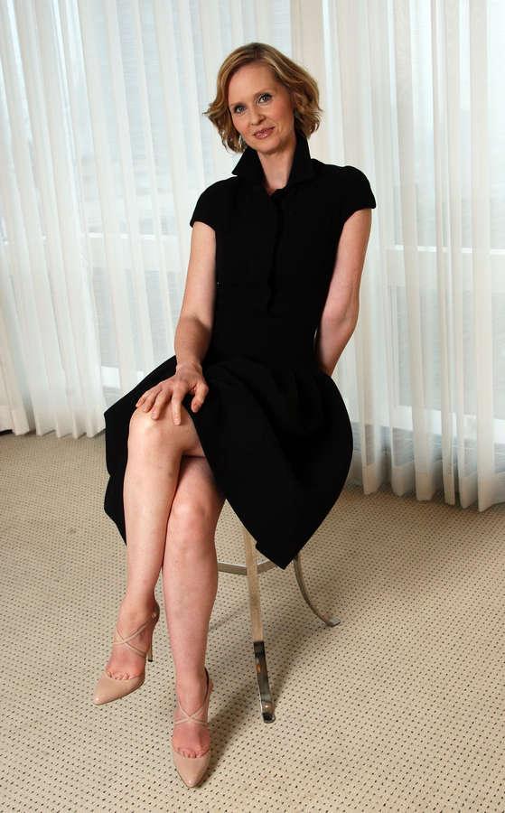 Cynthia Nixon Feet