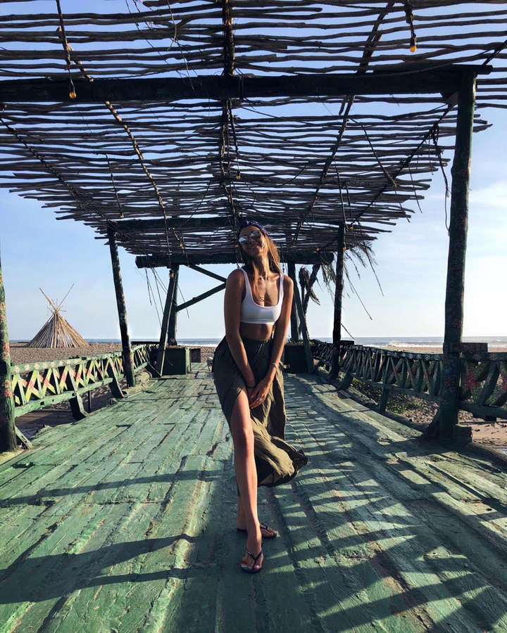 Polina Borodacheva Feet