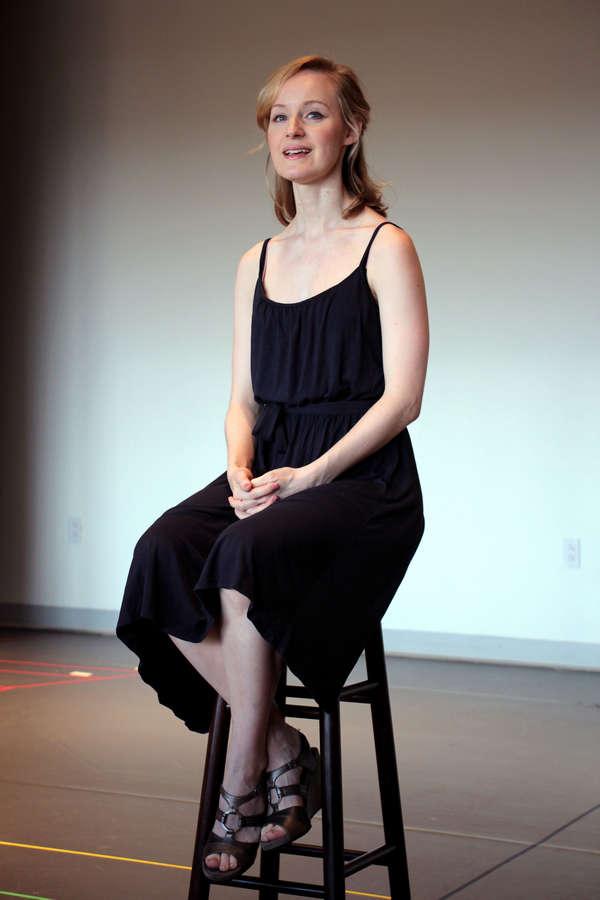 Erin Davie Feet