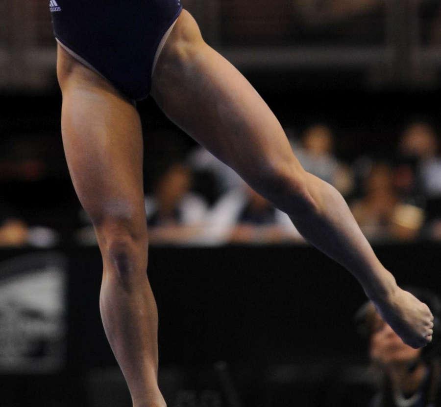 Shawn Johnson Feet
