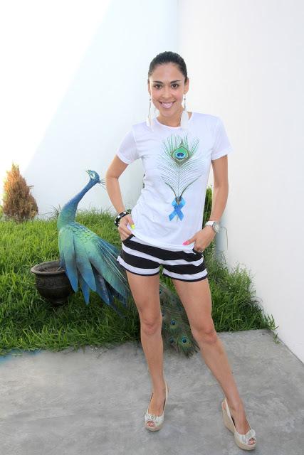 Adriana Quevedo Feet