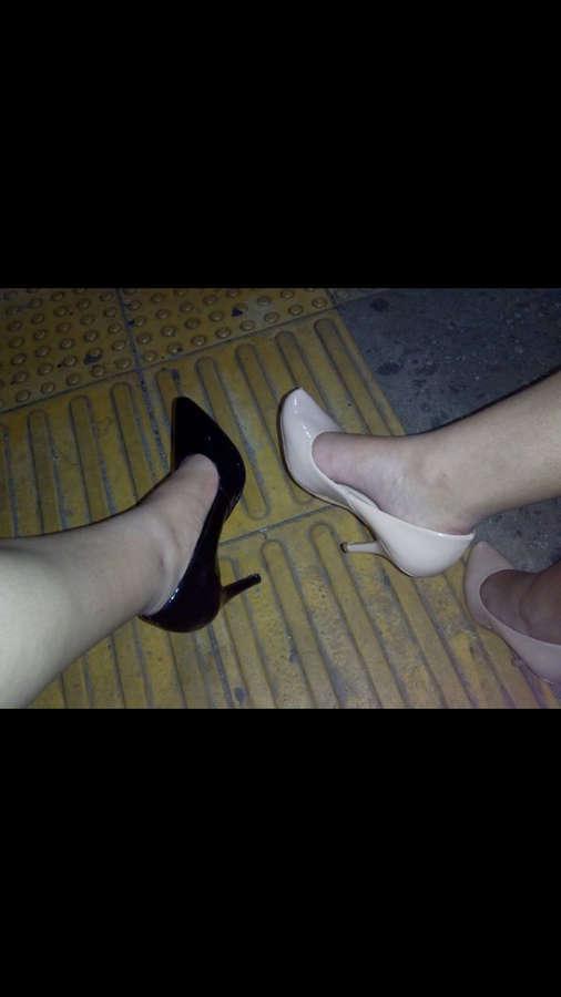 Alexis Cozombolidis Feet