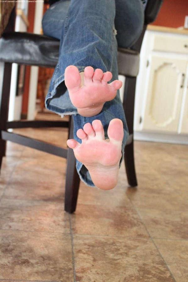 Kamilla Kaboose Feet