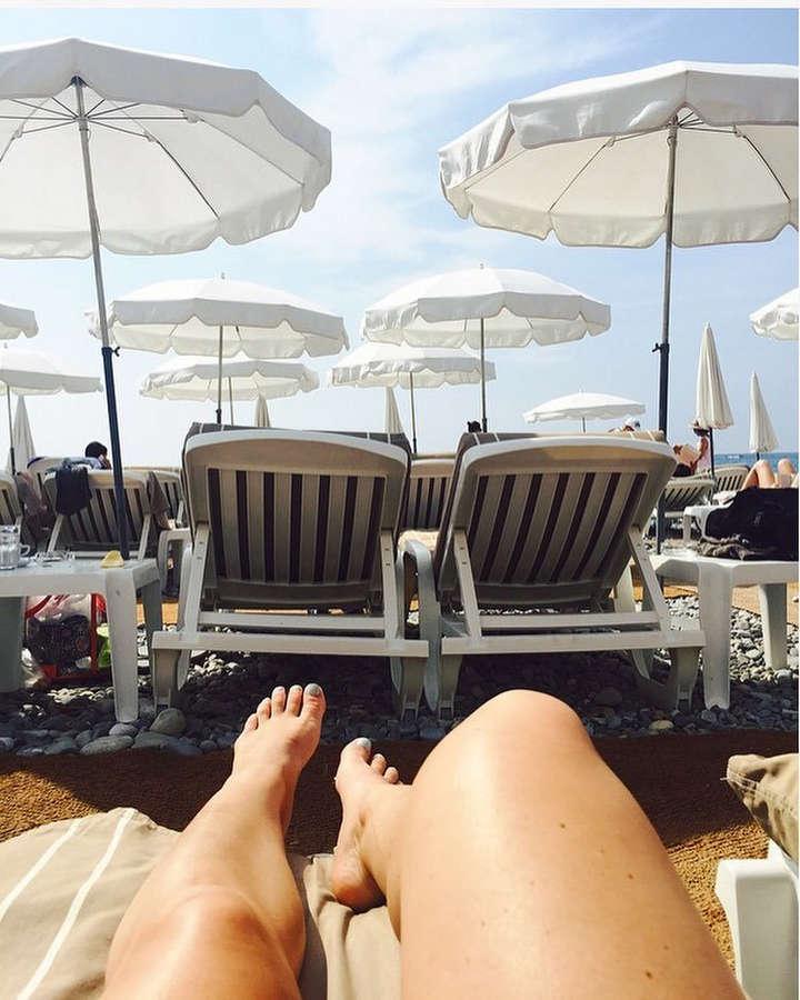 Michelle Mozek Feet