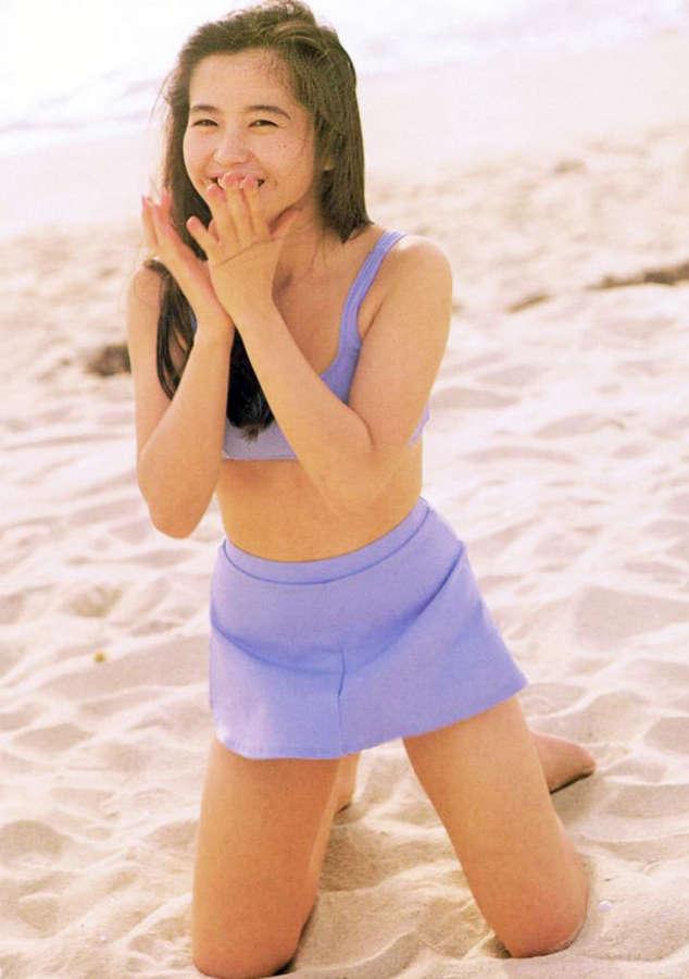Reiko Miura Feet