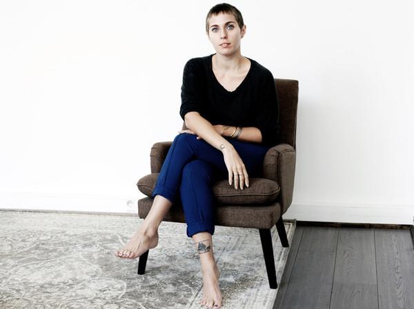 Meghan Remy Feet