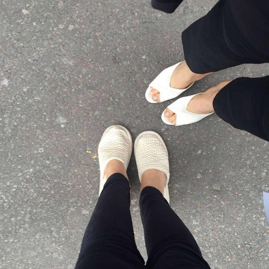 Marina Bellati Feet