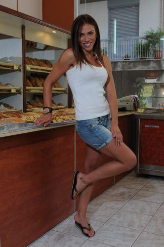 Evgenia Gyzeli Feet