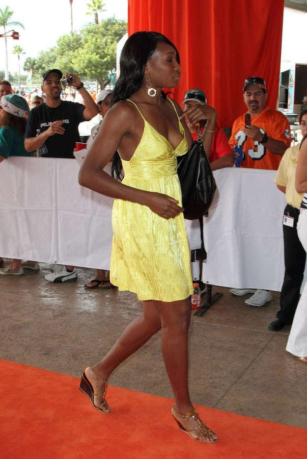 Venus Williams Feet